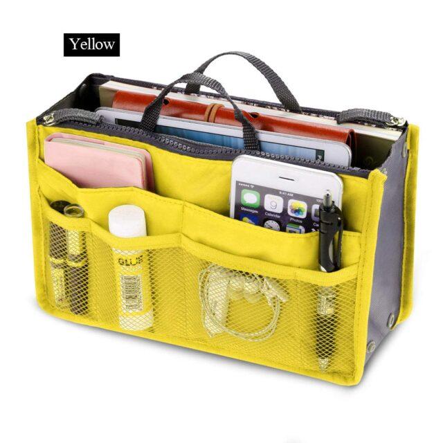 Organizador de bolso de mano